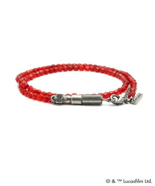 Image of Jam Homemade x Star War - Bracelet Red Bead