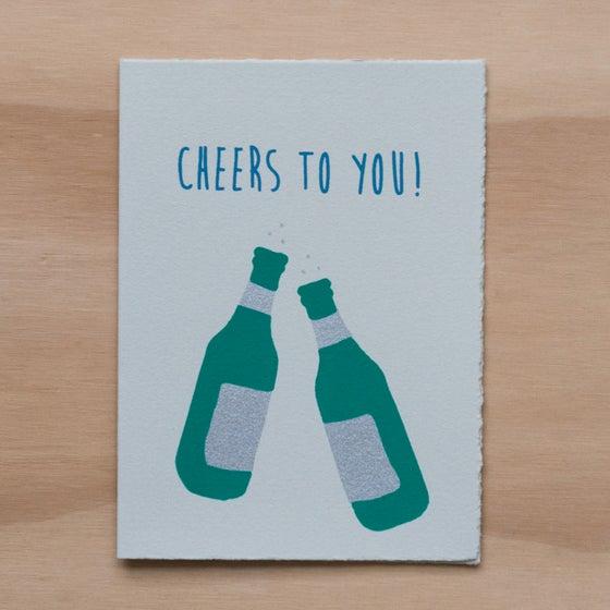 Image of Cheers Beer