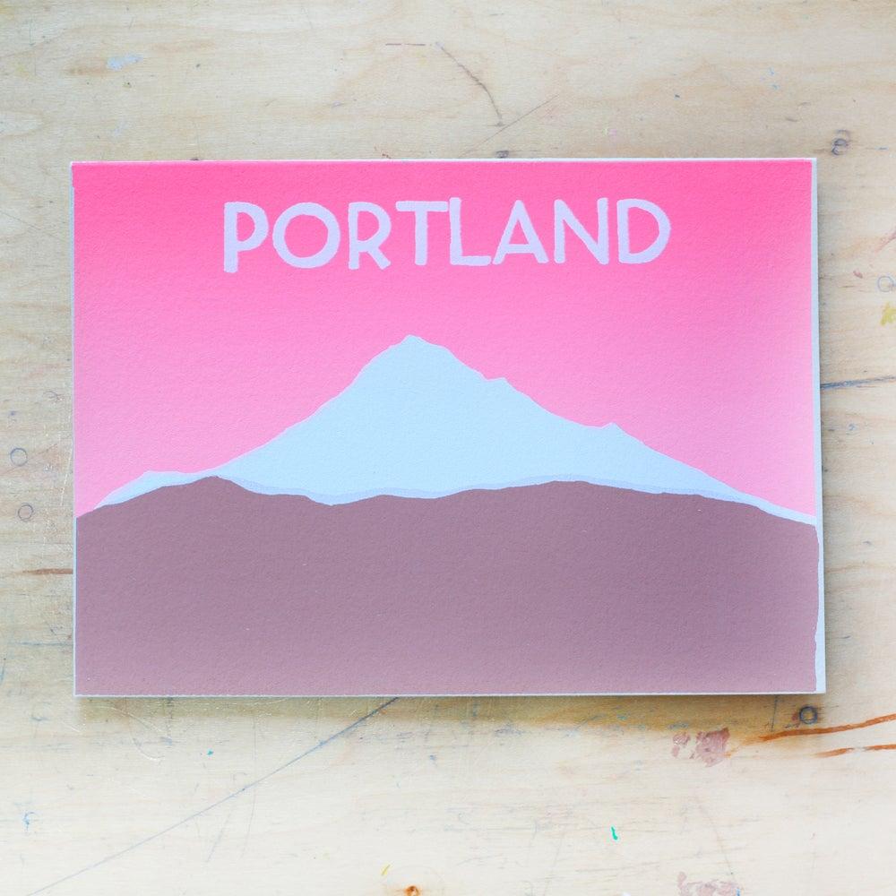 Image of Pink Portland