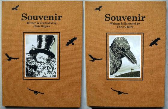 Image of 'Souvenir' Picture book (Shelf worn sale)