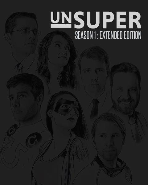 Image of UnSuper: Season 1 Special Edition
