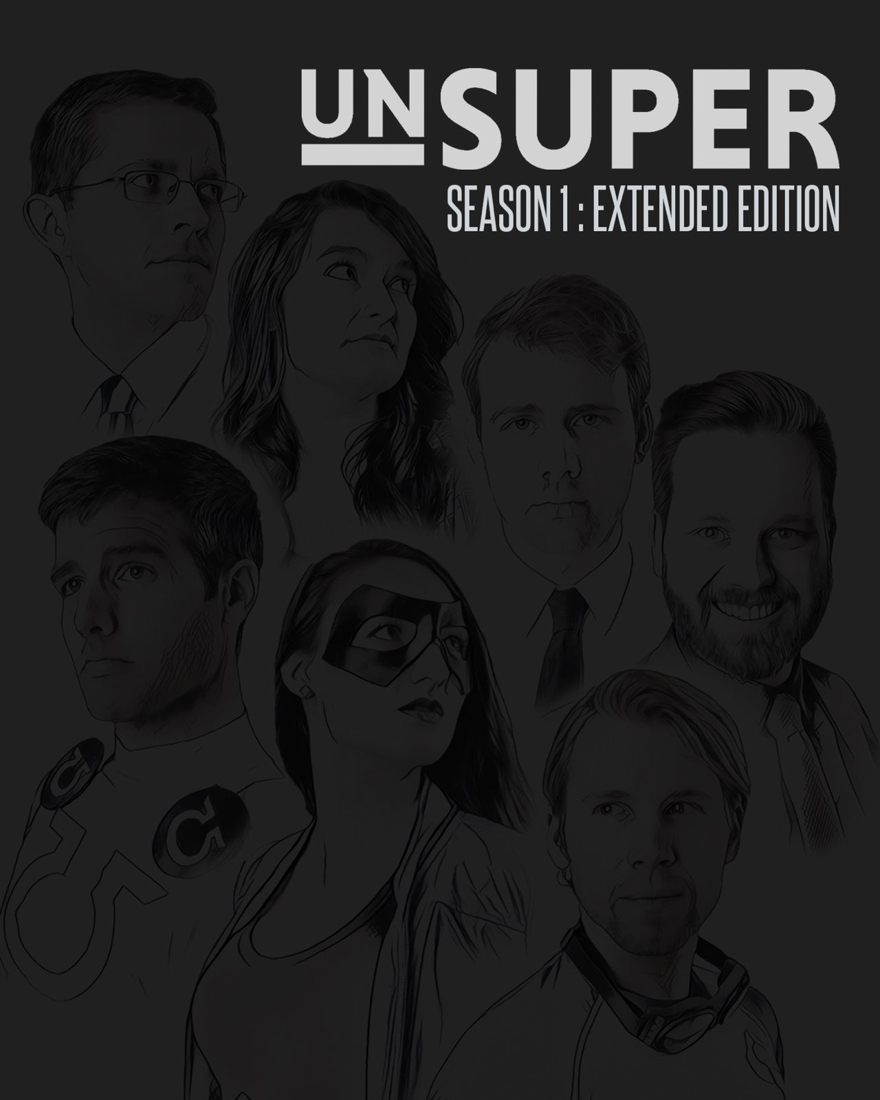Image of UnSuper: Season 1 Special Edition