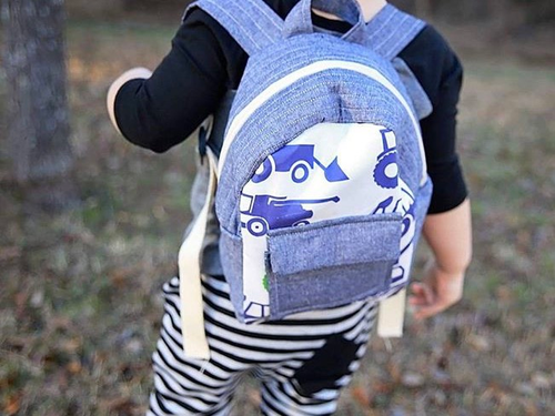 Image of Custom Toddler Sized MyLittlePack