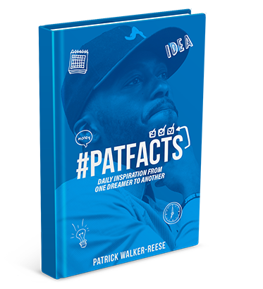 Image of #PATFACTS Vol. 1 - SIGNED COPY