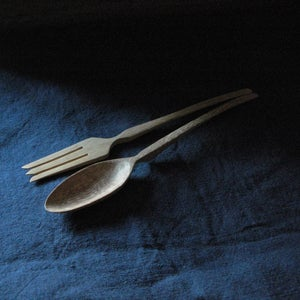Image of TOMATO SALAD SERVERS