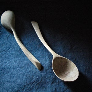 "Image of BOW SPOON - MEDIUM SERVER 9"" (23 CMS)"