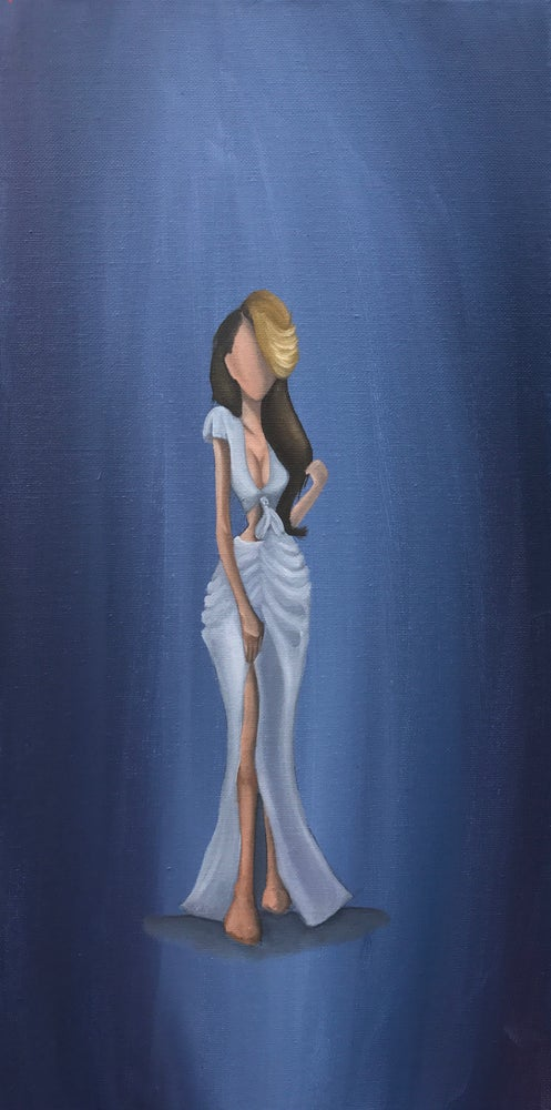 """Image of """"Demoiselle Karen"""""""