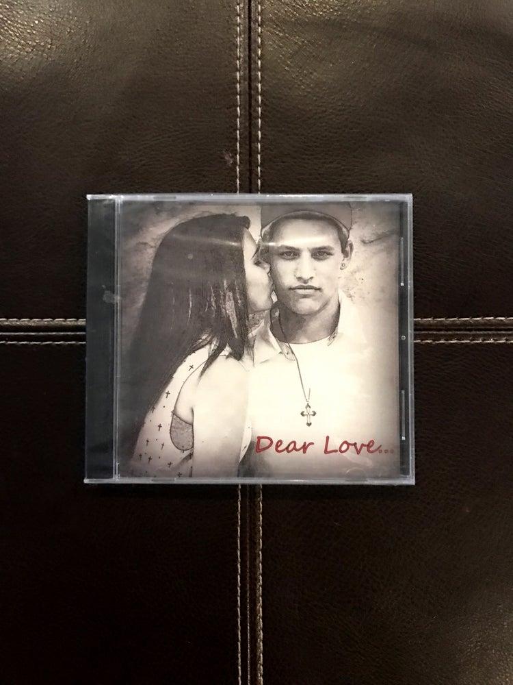 Image of DEAR LOVE (CD)