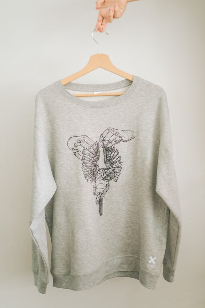 Image of Sweatshirt Dead Bird