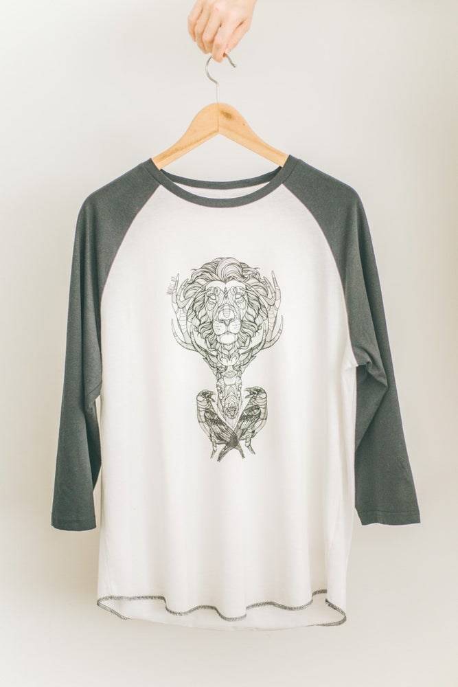 Image of Baseball T-Shirt Three Kingdoms