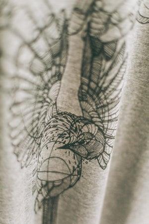 Image of T-shirt Dead Bird