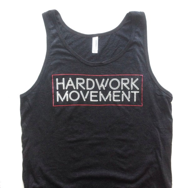 Image of Hardwork Movement Tank Tops