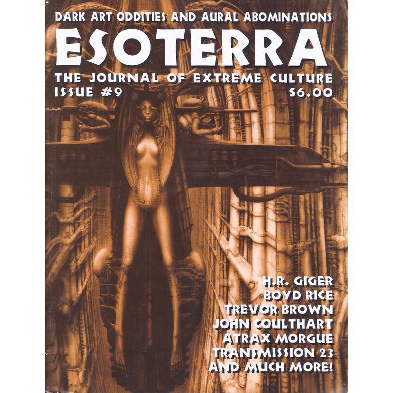 Image of Esoterra Issue #9