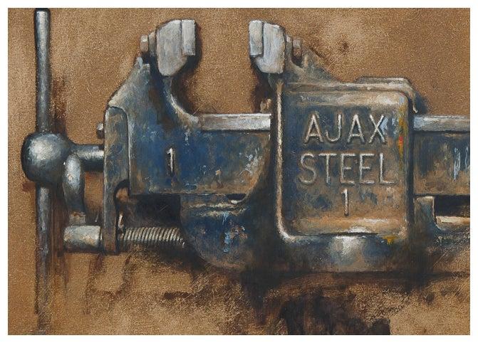 "Image of 'Impermanence VI (Ajax Steel One)"""
