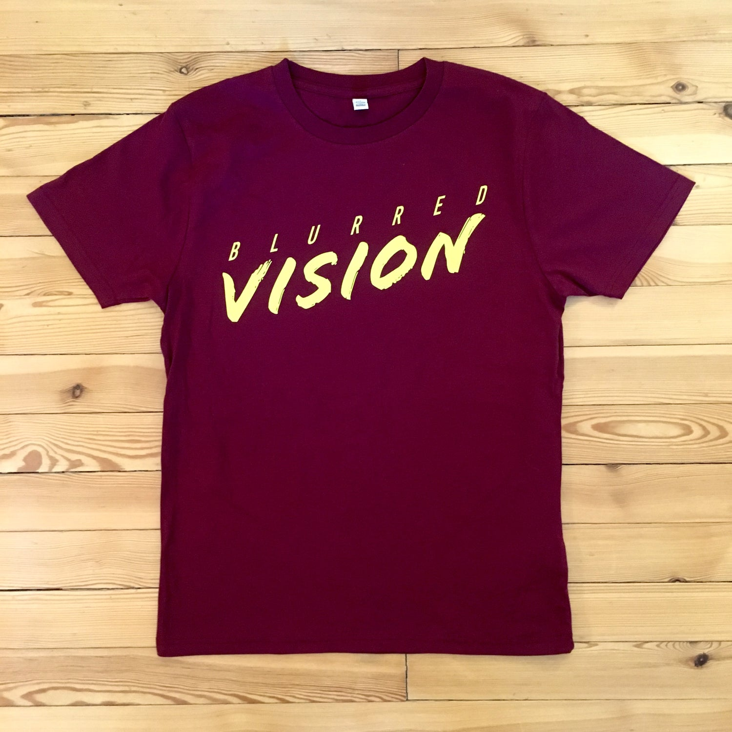 Image of Blurred Vision T-Shirt 2017
