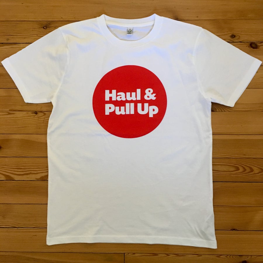 Image of Haul & Pull Up Logo Shirt