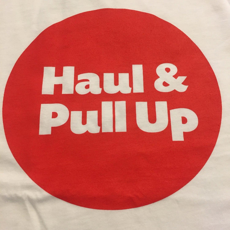 Image of Haul & Pull Up Logo Shirt