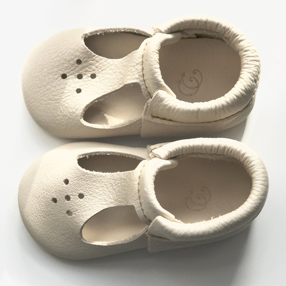 Image of MOCASSINS TERRA BEIGE