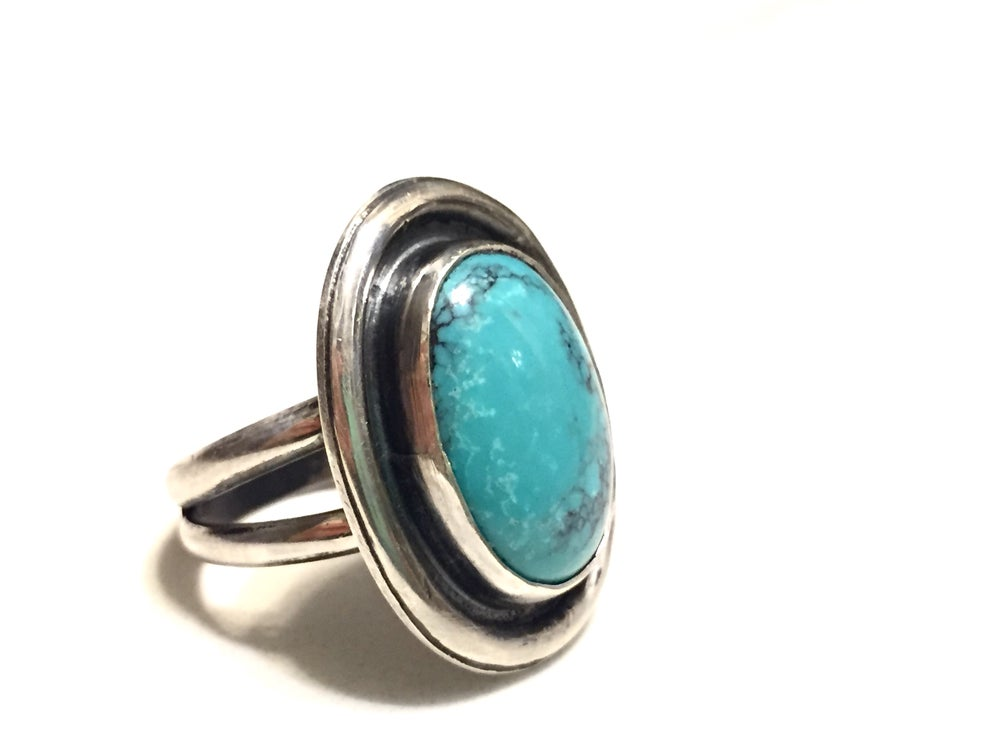 Image of Turquoise Statement Ring