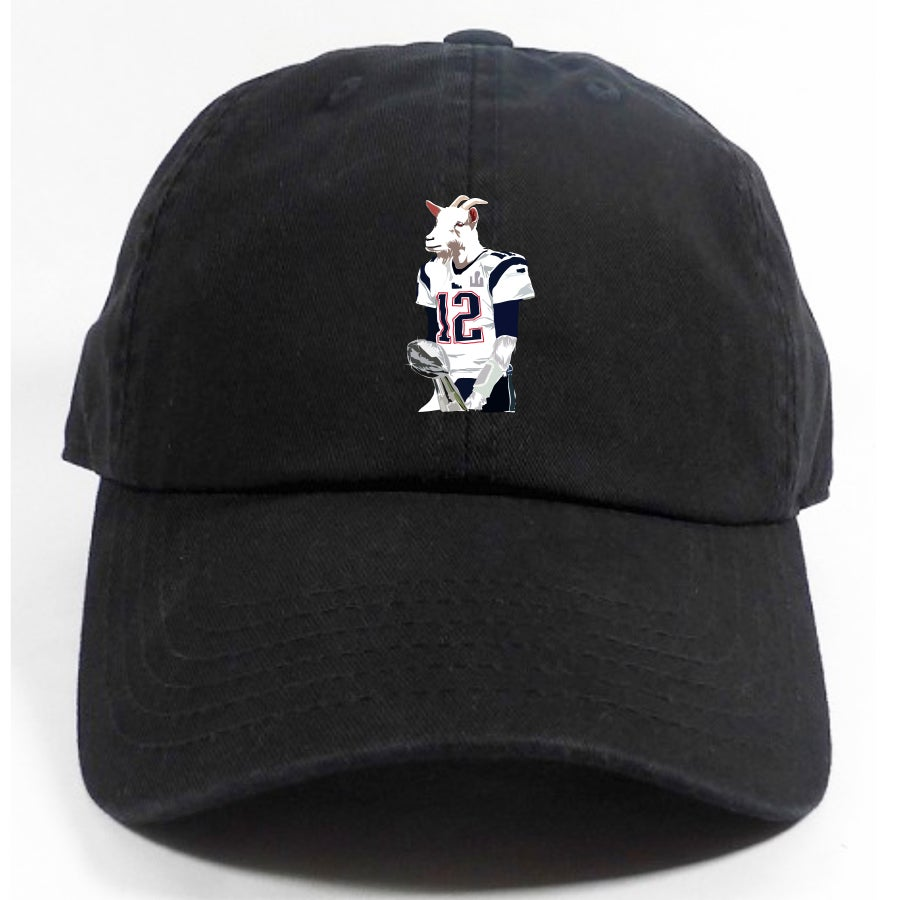"Image of ""BRADY GOAT"" hat"