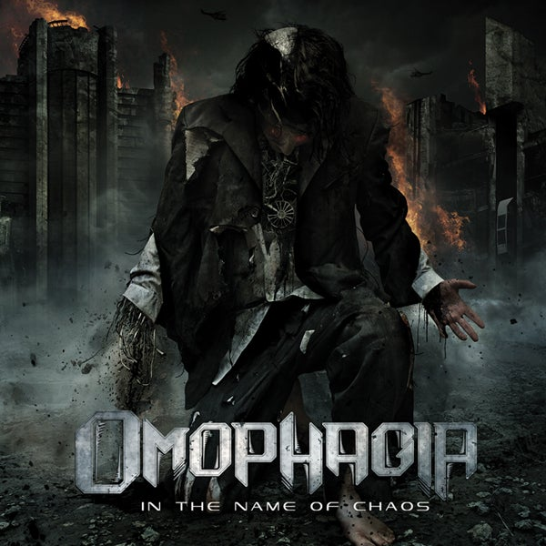 Image of OMOPHAGIA - In the Name of Chaos CD