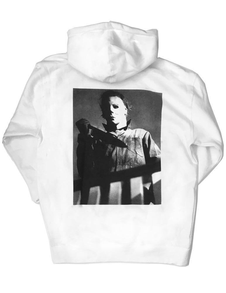 Image of Nightmares Hoody White
