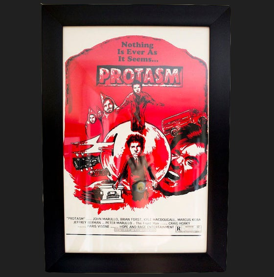 "Image of ""PROTASM"" Poster"