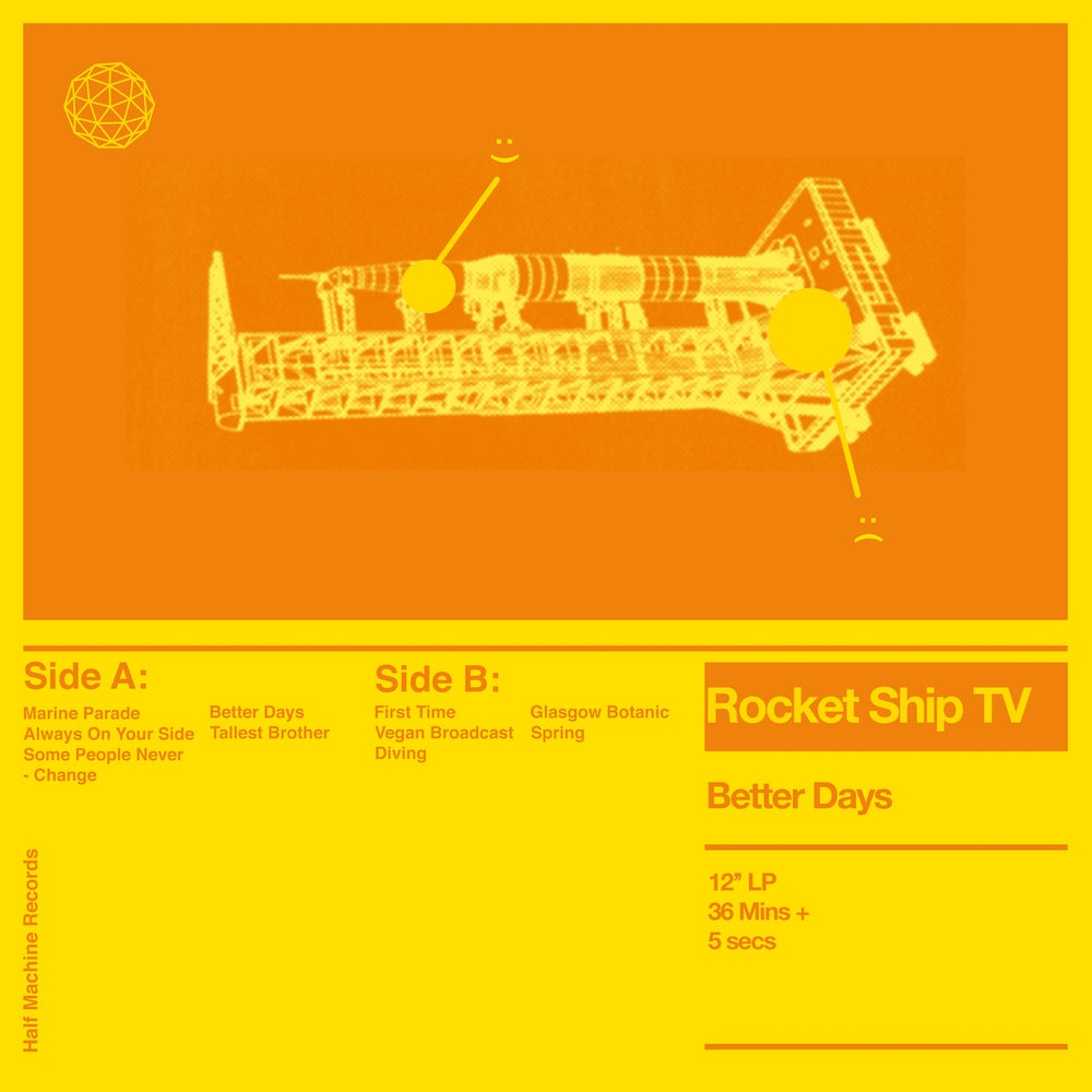 Image of Rocket Ship TV - Better Days