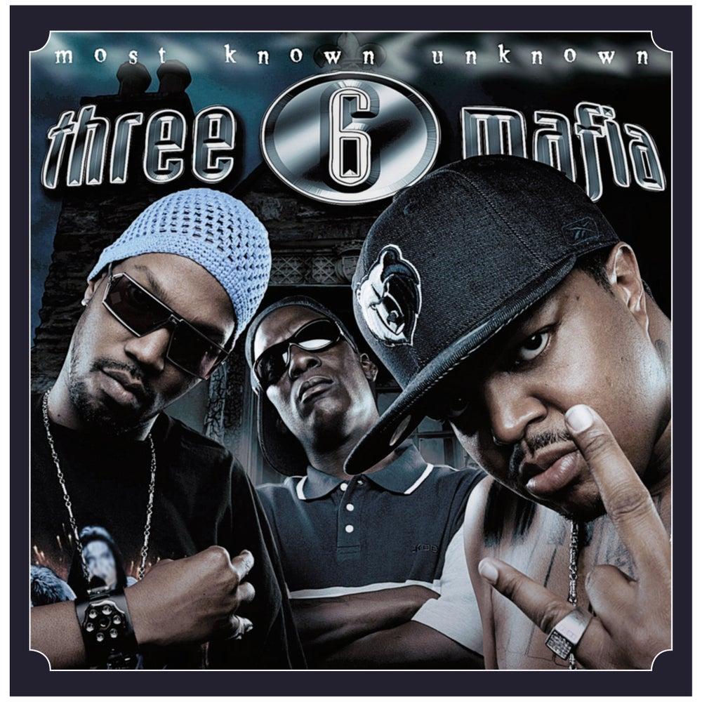 Image of Three 6 Mafia - Most Known Unknown [2xLP] OMINC003