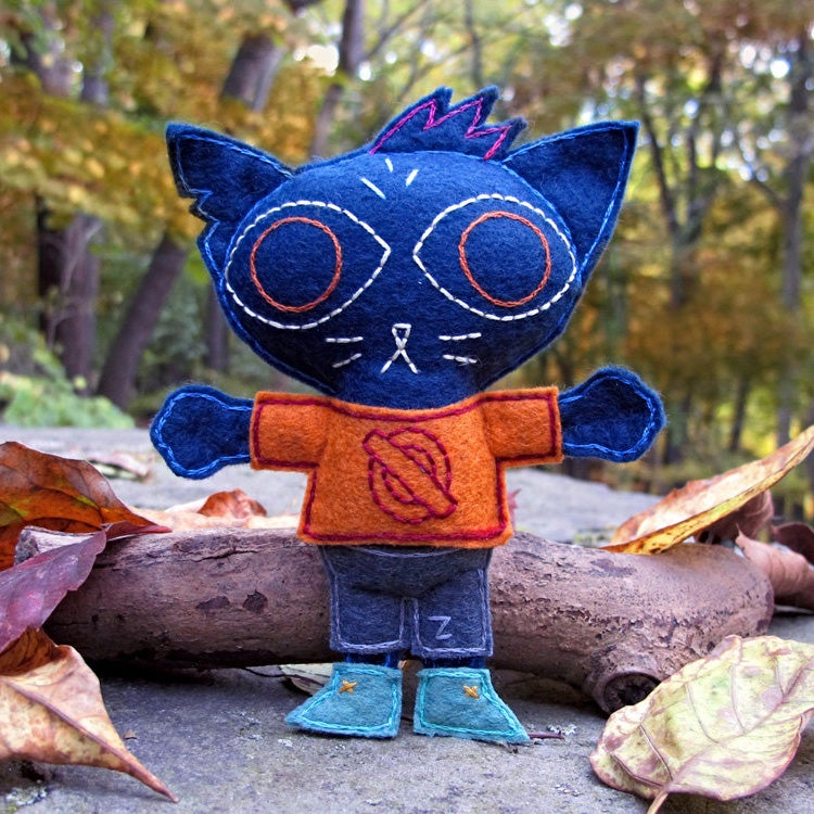 Image of NITW Mae Plush (Made to Order)