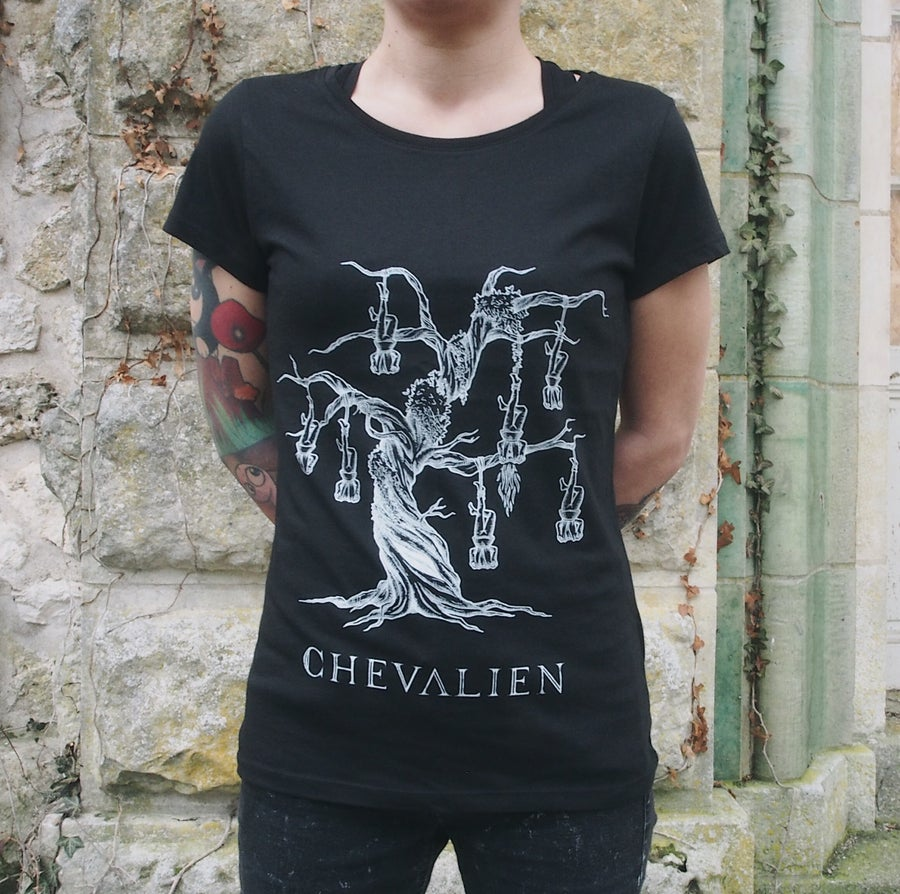 Image of CHEVALIEN - ALLRATS LOGO - GIRL CUT