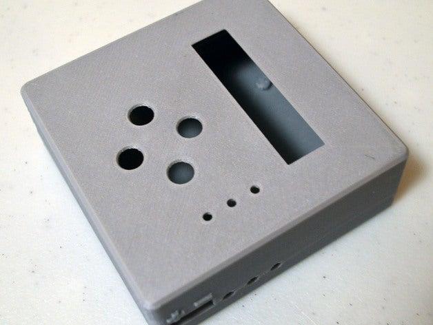 Image of HeaterMeter 4.3 Case