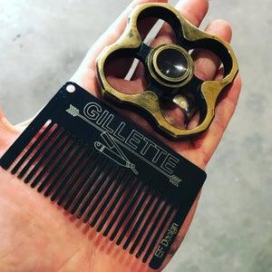 Image of Beard Comb - Gillette