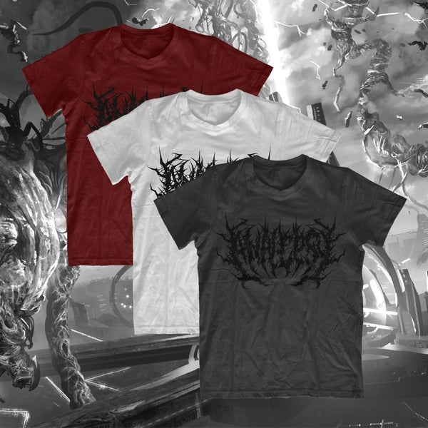 Image of ANALEPSY  - The Vermin Devourer T-Shirt (red,white,grey)