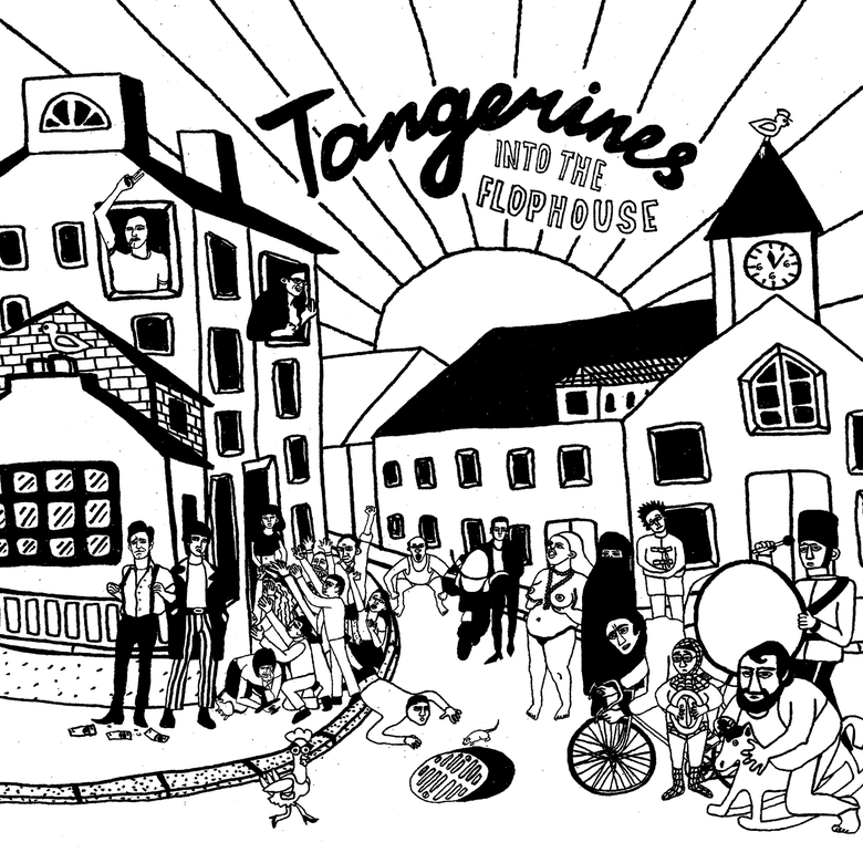 "Image of Tangerines - Into The Flophouse // 12"" Vinyl Album"