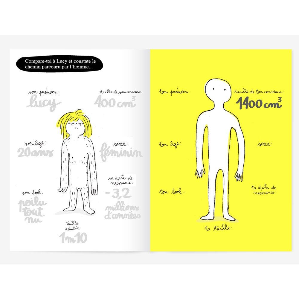 Image of cahier d'activités drôles et instructifs