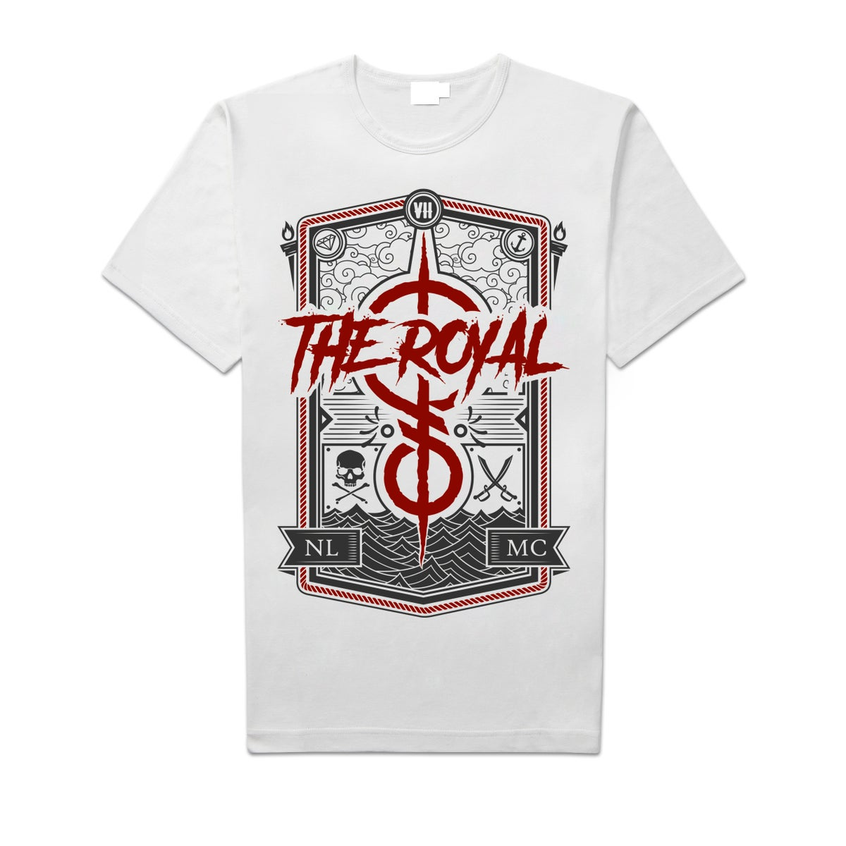 "Image of The Royal ""Rope"" Shirt"