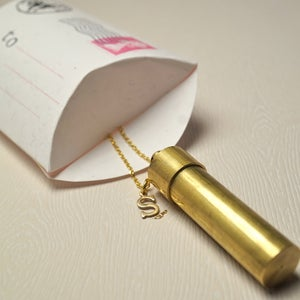 Image of Canister necklace