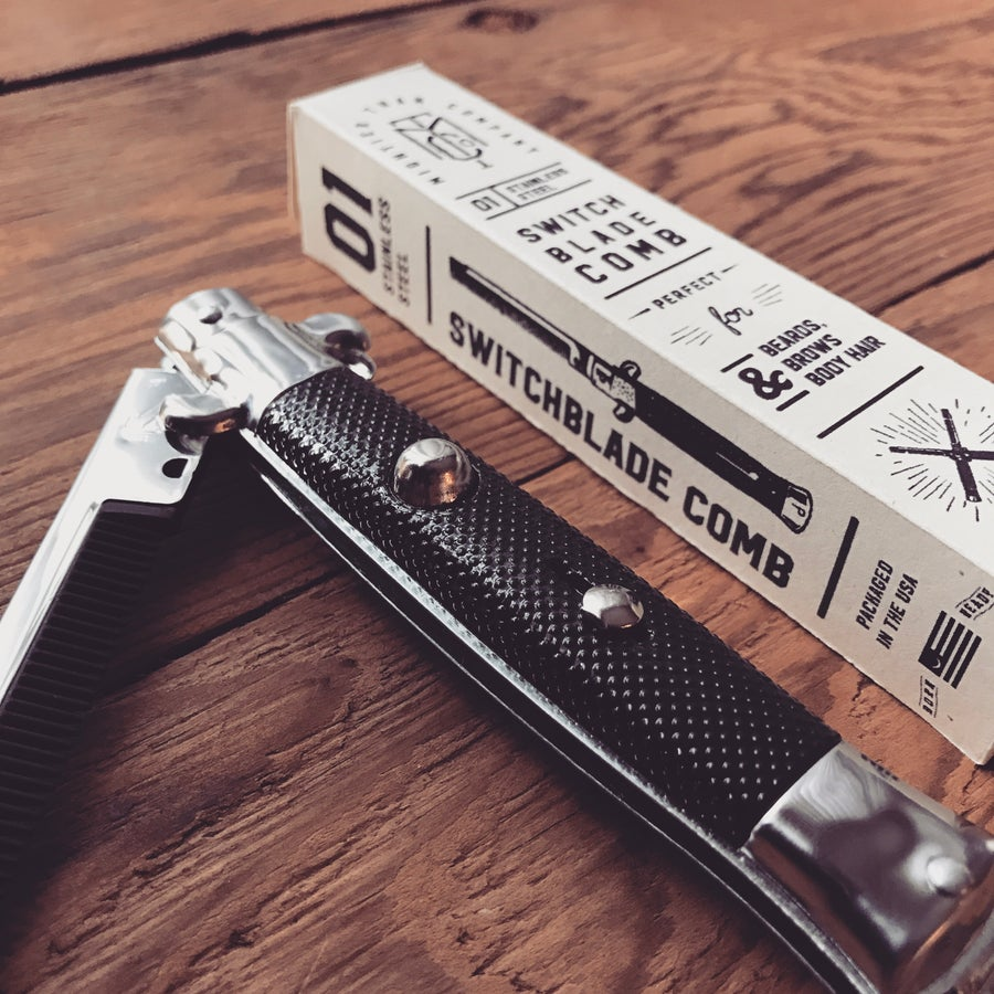 Image of Switchblade Comb