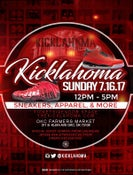 Image of Kicklahoma OKC 7.16.17 with Special Guest