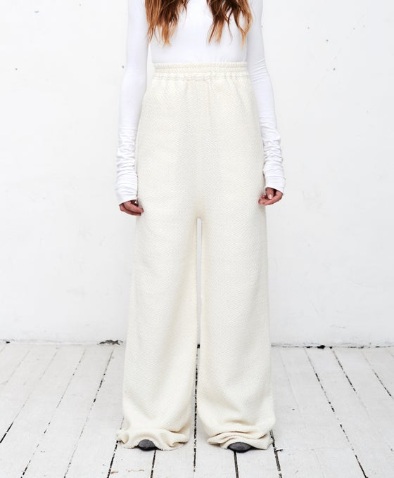 Image of Pantalon maille