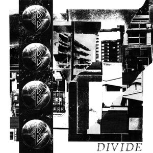 Image of BAD BREEDING - Divide LP w/download [PREORDER now, releases April 7th]