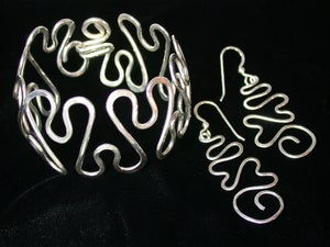 Image of Kit: Hammered Wire Bracelet