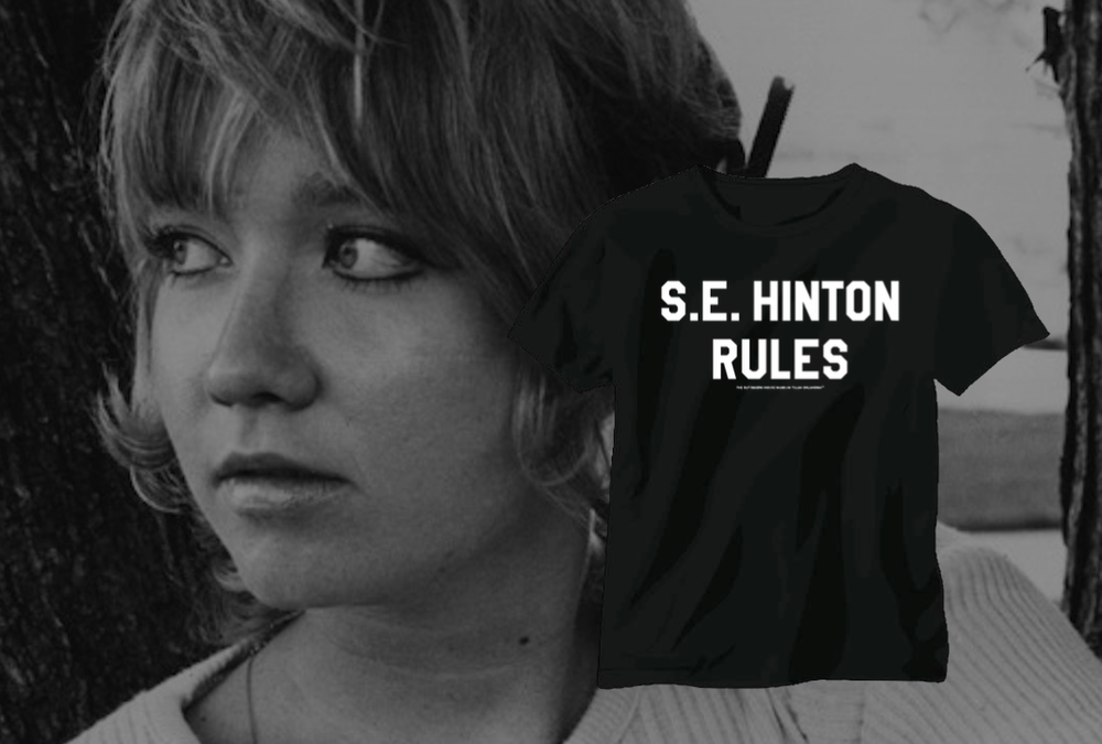 Image of S.E. HINTON RULES