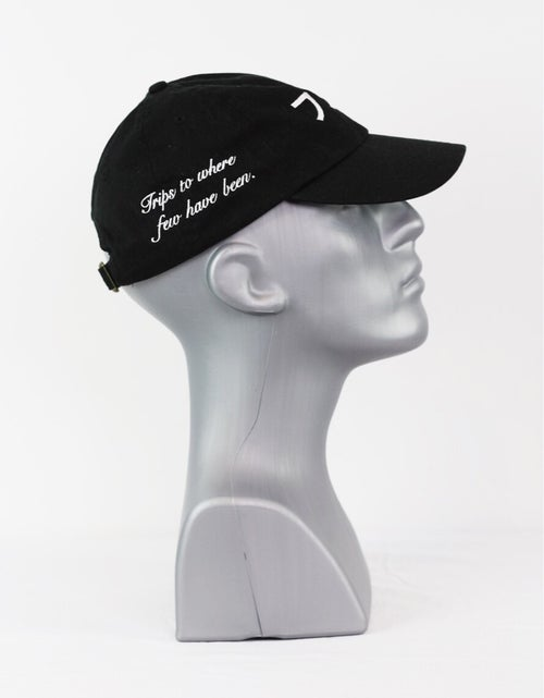 Image of TRIPS CAP - BLACK