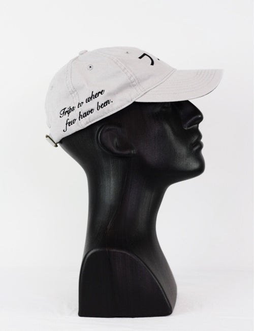 Image of 008-trips cap (stone)