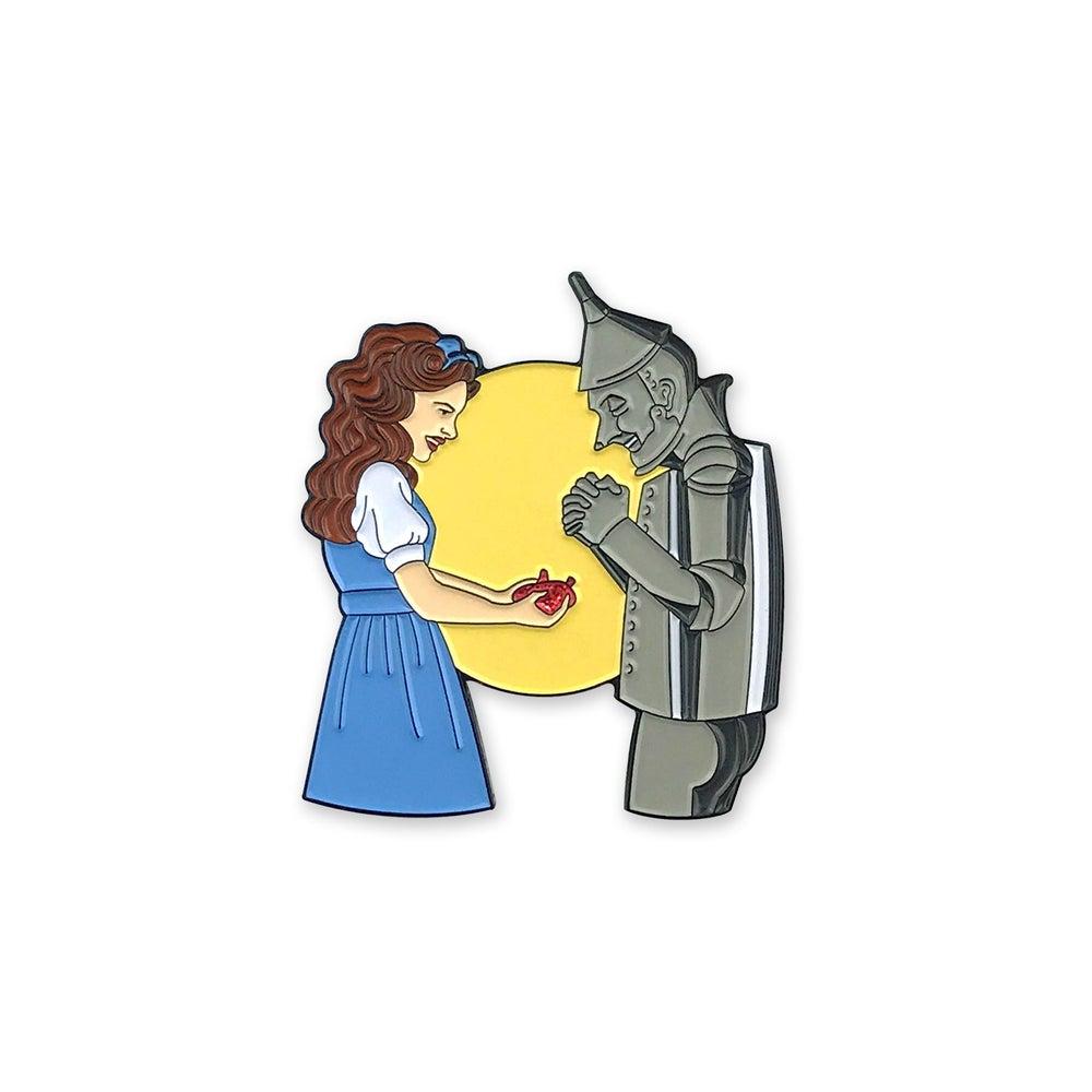 Image of Dorothy & Tin Man