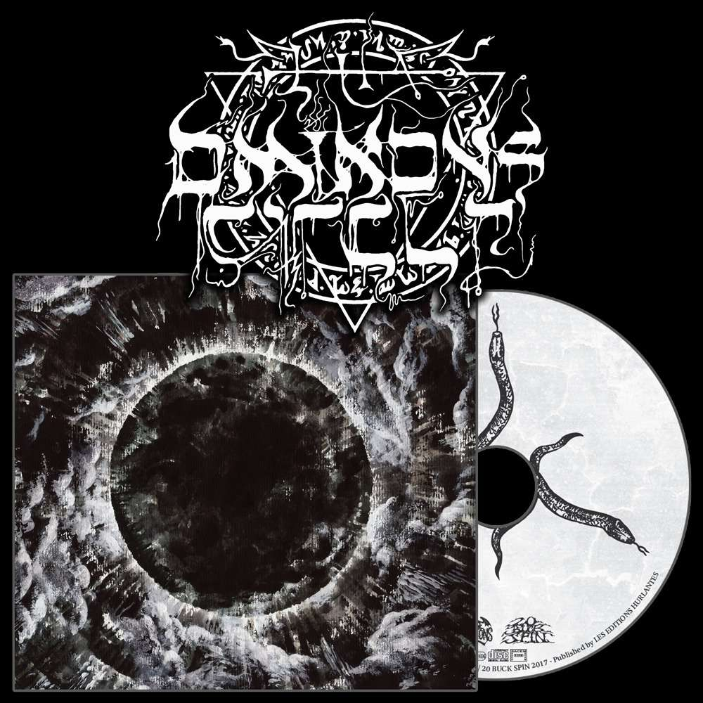 "Image of ""Appalling Ascension"" CD digipack"