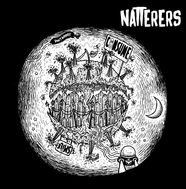 """Image of Natterers - 7"""" Flexi EP (Flexipunk7-04)"""