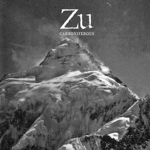 Image of Zu - Carboniferous - LP